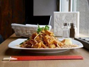 Vintuna Kuchnia Tajska - Pad Thai z tofu